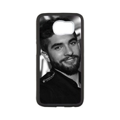 Samsung Galaxy S6 Cover , Kendji Girac Phone Case Black For Samsung Galaxy S6 - Llksdd2397376