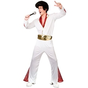 Costume Déguisement Homme - Elvis Presley Rock N Roll - Taille L