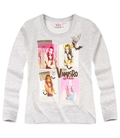 Chica Vampiro Fille Sweat-shirt 2016 Collection - Gris
