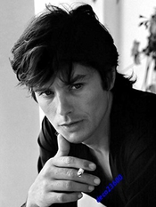 Photo De Alain Delon -ref A-?15x20cm?6x8inch