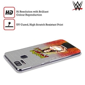 Head Case Designs Officiel Wwe Led Image Ronda Rousey Étui Coque En Gel Molle Pour Oneplus 5t