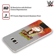 Head Case Designs Officiel Wwe Led Image Ronda Rousey Étui Coque En Gel Molle Pour Samsung Galaxy Grand Prime