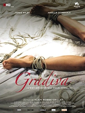 Gradiva - 2007 - Alain Robbe-grillet, James Wilby, Arielle Dombasle, Dany Veriss