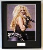 Shakira/photo Encadree