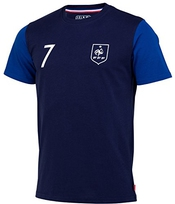 Equipe De France De Football T-shirt Fff - Antoine Griezmann - Collection Officielle Taille Homme