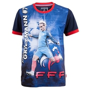 Equipe De France De Football Maillot Fff - Antoine Griezmann - Collection Officielle Taille Enfant