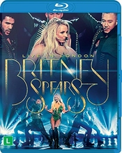 Britney Spears - Live In London - Blu-ray