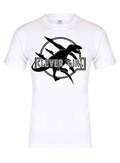 Kelham Print Clever Girl - Unisex Fit T-shirt - Fun Slogan Tee