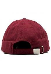 Magic Custom Kendrick Lamar - Casquette Dad Cap Bordeaux Damn