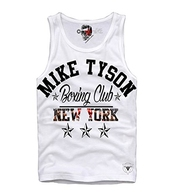 E1syndicate Tank Top Shirt Iron Mike Tyson Kid Dynamite Holyfield Dope Tiger Dj S-xl