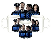 Blue Bloods Familia De Policias Tom Selleck Donnie Wahlberg Tasse Mug