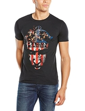 Marilyn Manson Crown - T-shirt - Homme