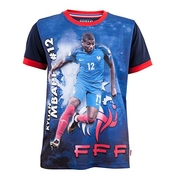 Maillot Fff - Kylian Mbappe - Collection Officielle Equipe De France De Football - Taille Enfant