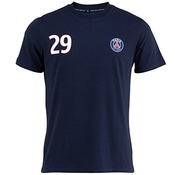 T-shirt Psg - Kylian Mbappe - Collection Officielle Paris Saint Germain - Taille Enfant Garçon