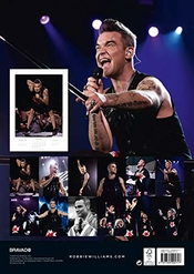 Calendrier Robbie Williams Official 2019 - A3 Wall Format