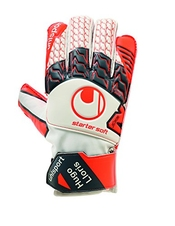Uhlsport - Aerored Lloris Starter Soft - Gant Gardien Football - Latex Starter Soft - Coupe Classique - Homme