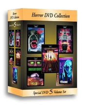 Stephen King Horror Dvd Collection (cujo/golden Years/the Langoliers/the Stand/thinner) [import Usa Zone 1]