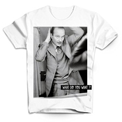Inconnu - T-shirt Chirac Miroir What Do You Want