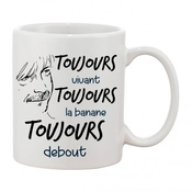 Mug Fan De. Renaud Toujours Vivant ! Paroles