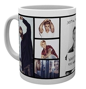 Gb Eye Ltd, Justin Bieber, Grid, Tasse