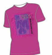 T-shirt Mylène Farmer Fushia Artwork M (t-shirt Taille Medium)