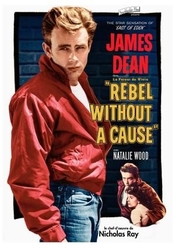 Rebel Without A Cause - James Dean - French ? Imported Movie Wall Poster Print ? 30cm X 43cm