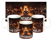 Los Mercenarios 2 The Expendables 2 Sylvester Stallone C Tasse Mug