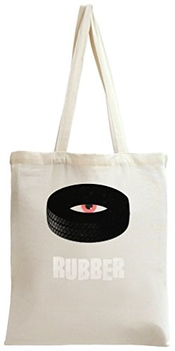 Rubber Poster Tote Bag