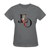 Women's Jennifer Lopez Logo T Shirt