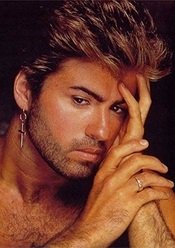 Postersnprints George Michael 04 260 Gsm Photo Poster A3