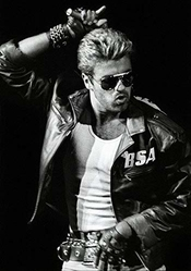 Générique George Michael Foi World Tour 1988 impression Photo Poster Wham. Band Pour Homme Cd 002 (a5-a4-a3), A3