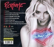 Britney Spears - Perfume / Cd Maxi 8 Tracks / Chine 2013