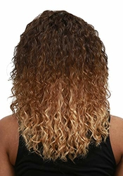 Shakira - Perruque Semi-naturelle/invisible J Part Wig - By Ecla (tt1b/27)