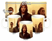 Mastazas Mission Impossible Ghost Protocol Tom Cruise Tasse Mug
