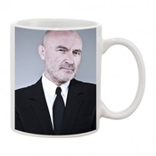 MUG fan de. Phil Collins