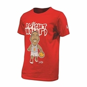 Peak - T-shirt De Basketball Tony Parker Exclusif - T-shirt De Supporter Basket 100% Coton - T-shirt De Sport Manches Courtes Kids
