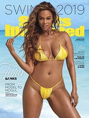 Sports Illustrated Swimsuit Issue 2019 Tyra Banks