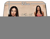 Megan Fox C Tapis De Souris Mousepad Pc