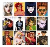Calendrier Mural 2020 [12 Pages 20x30cm] Nina Hagen Vintage Music Affiche Magazine Cover