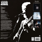 Calendrier David Bowie Collectors Edition 2020 - Official Square Wall Format With Record Sleeve Cover