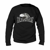 Sweat Tete D'aigle Johnny Hallyday - Homme - Noir S
