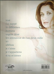 Lara Fabian - Pure ( Tablatures, Partitions ) - 11 Chansons