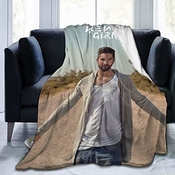 Peyolad Soft Flannel Couverture Soft Throw-blankets For Kids Teenages Adults Bedroom Decor Kendji Girac Ultra Soft Micro Fleece Blanket 60x50inches