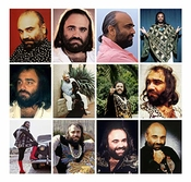 Calendrier Mural 2020 [12 Pages 20x30cm] Demis Roussos Music Vintage Photo Affiche Magazine Cover