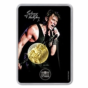 Monnaie de Paris - Johnny Hallyday Blister - Johnny Concert