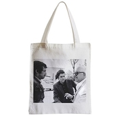 Fabulous Grand Sac Shopping Plage Etudiant Jean Paul Belmondo Jean Gabin Alain Delon