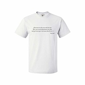 Mygoodprice T-shirt Col Rond Citation Kaamelott Roi Loth Victoriae Mundis