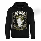James Dean Officiellement Sous Licence Rebel Since 1931 Epic Sweat à Capuche