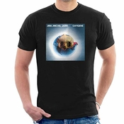 Dianxiaoerr Homme Jean Michel Jarre Oxygene Easy Short Sleeved Manches Courtes/t-shirt Small