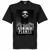 Retake Mike Tyson Baddest Man T-shirt - Black - M